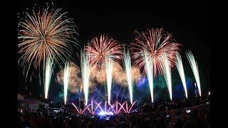 Platinum Fireworks (Closing Exhibition) - 9th Philippine International Pyromusical Competition