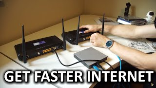 Double or Triple Your Internet Speed - This Method Actually Works! thumbnail