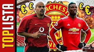 A Manchester United történetének TOP 10 legdrágább igazolása   TopLista