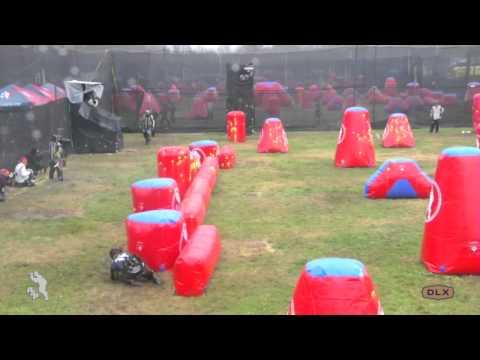 Copy of Friday Game 2 Houston Heat Seattle vs  Thunder - PSP Dallas Open Paintball 2015