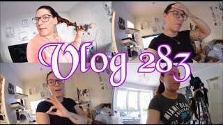 Mini Food Haul l Spa Day & Videos drehen l Vlog 283