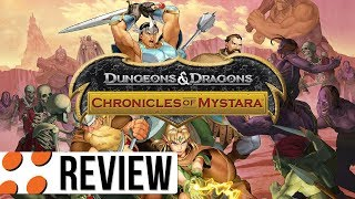 Dungeons & Dragons: Chronicles of Mystara for PC Video Review