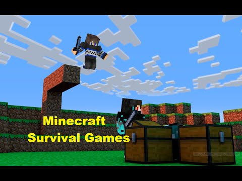 İzlediğim Diziler Ve Son Anda Aldımm - (Minecraft Survival Games Bölüm #8)