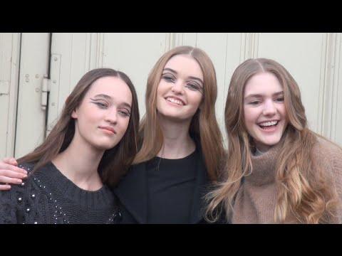 Fashion Week Paris 2016 2017 EXIT  CHANEL