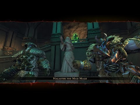 Repeat Neverwinter Mod 16 - Lair of The Mad Mage pt1 Mobs +