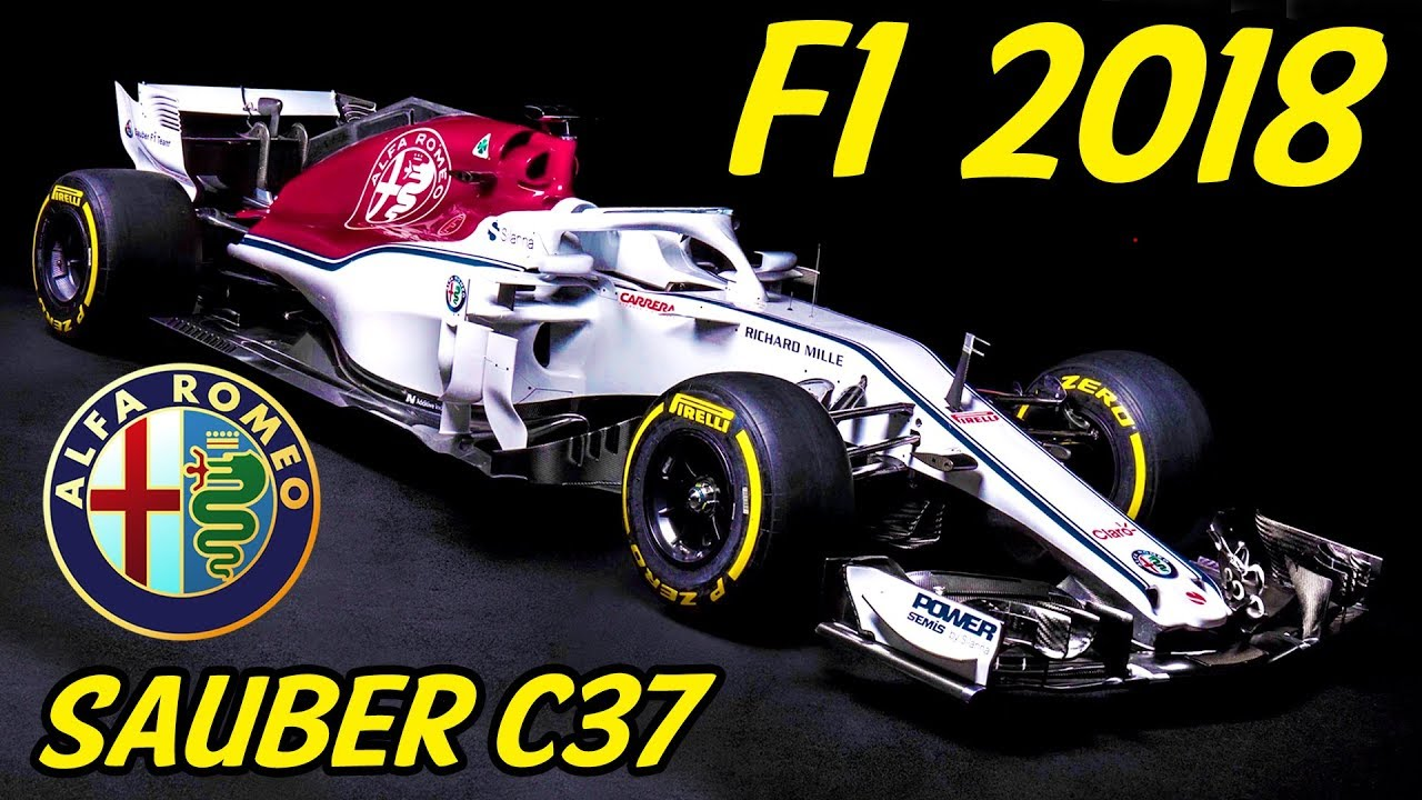 f1 alfa romeo sauber c37 analysis lets talk f1 2018 youtube. Black Bedroom Furniture Sets. Home Design Ideas