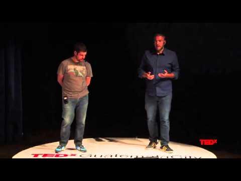 Más acción, menos publicidad. | Diego Lanzi & Rodrigo Costas Ferreira | TEDxGuatemalaCity