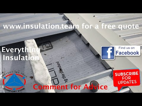 pumping-cellulose-insulation-into-a-hot-granny-flat-roof-in-brisbane-and-how-we-guarrentee-no-heat