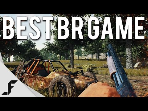 Best Battle Royale Game - Battlegrounds