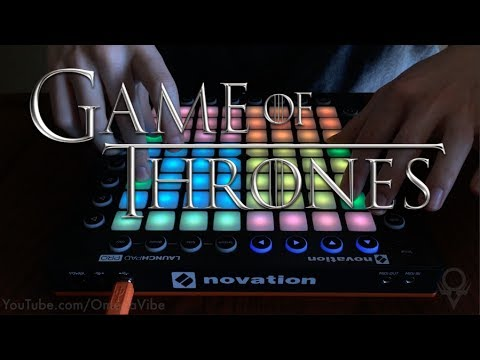 Game of Thrones - Main Theme - Orchestral Launchpad Cover