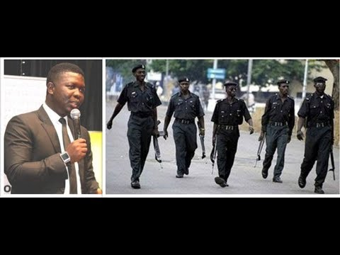 SEYI LAW ATTACKS NIGERIAN POLICE: Narrates Experience with Stammerers & Hotels