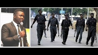 SEYI LAW ATTACKS NIGERIAN POLICE Narrates Experience with Stammerers amp Hotels