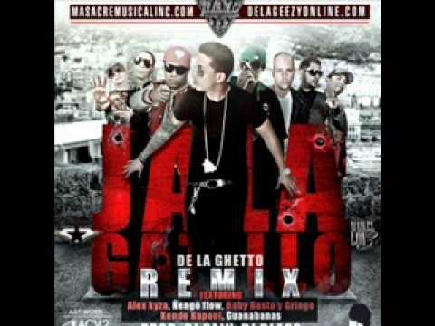 De La Ghetto Ft  Ñengo Flow, Baby Rasta &...
