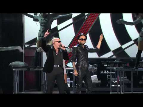 Pitbull Ft  Sensato    Sak Noel Crazy People Latin Grammy 2012 HD 1080P