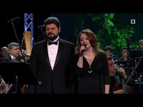 Nairi Gasparyan & Berj Qarazyan - La Mamma - Charles Aznavour - Erevan Opera 2017