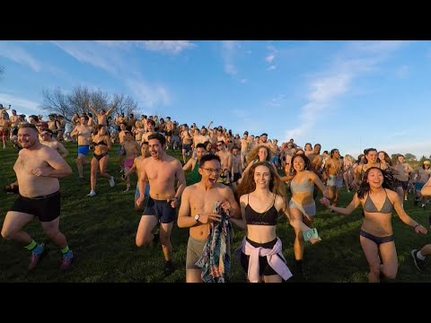 The Woody Show - Inside College Tradition of Running Around in Underwear