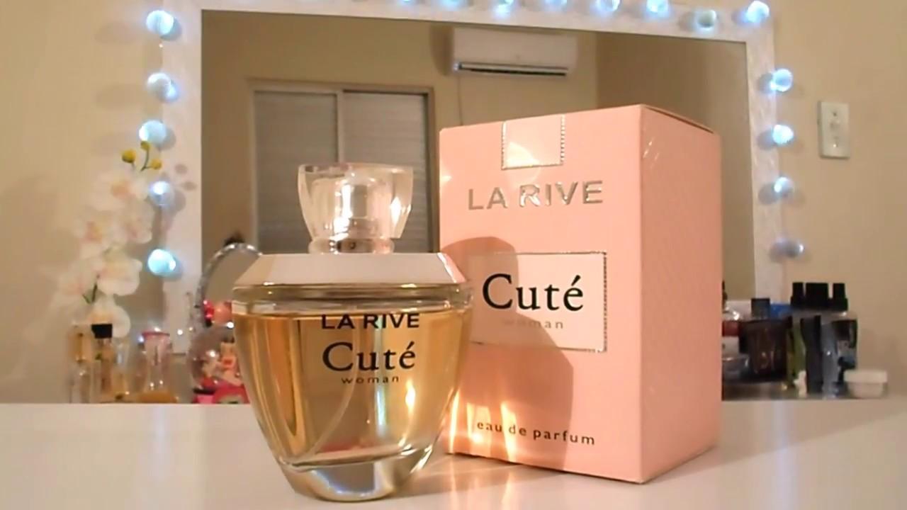 6cd5ee486f Perfume Cuté La Rive Resenha - YouTube