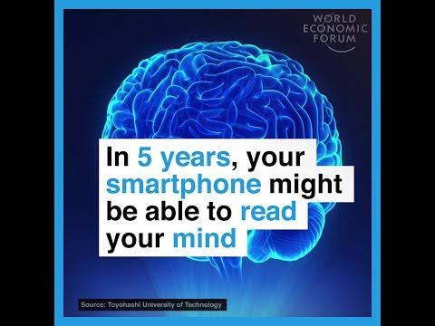 Mind-reading smartphones