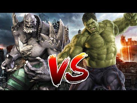 Hulk VS Doomsday   Who Wins?