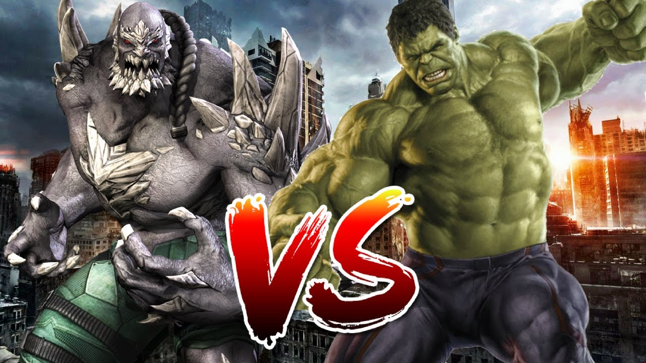 Hulk VS Doomsday | Who Wins? - YouTubeDoomsday Vs Hulk