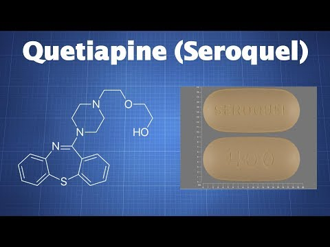 Quetiapine (Seroquel): What You Need To Know