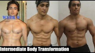 OMAR ISUF: BEGINNER TO INTERMEDIATE BODY TRANSFORMATION (Years 2-5)