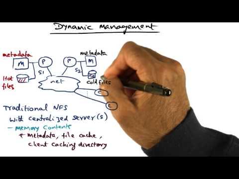 Dynamic Management