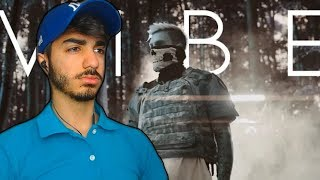 SEIN BESTER SONG ! KS - VIBE [Official Video] | [beat by Ajay / prod. by Adrian Louis] - Reaction