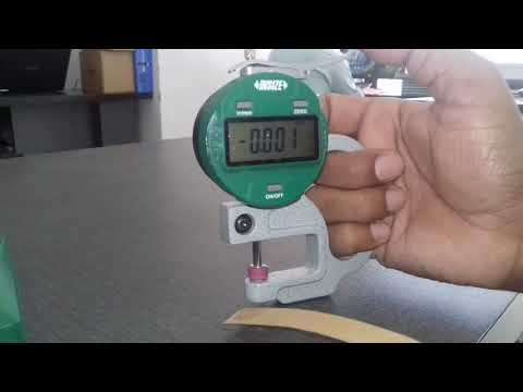 Digital Thickness Gage