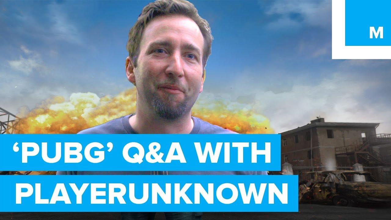 PlayerUnknown reveals his favorite 'PUBG' streamer