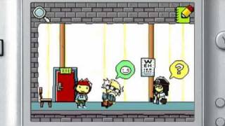 scribblenauts - Warner Game Event thumbnail