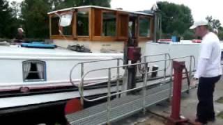 Vakantie kanaal van Nivernais, Chatillon-En-Bazois 1
