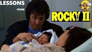Essop's Review: Lessons from Rocky II