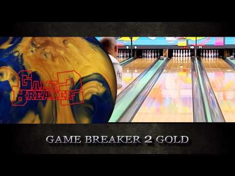 Ebonite | Game Breaker 2 Gold