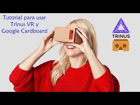 Tutorial: Como usar Trinus VR
