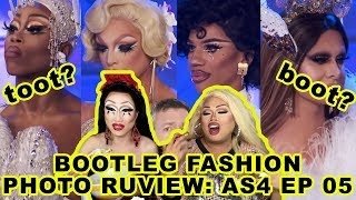 BOOTLEG FASHION PHOTO RUVIEW: All Stars 4 Episode 5 with Jiggly Caliente!!
