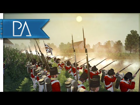 BLOODY RIVER BATTLE - Napoleon Total War Gameplay