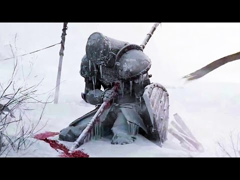 FOR HONOR 2017 - Trailer Ufficiale Cinematografico Italiano PS4 Xbox One PC Film Corto iTA