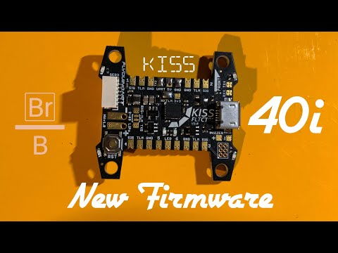 New KISS FW | 40i | FPV Freestyle