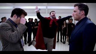 Reacting to SUPERMAN V BATMAN jimmy kimmel deleted scene