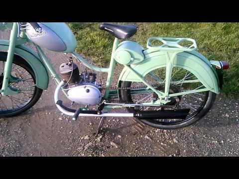Automoto 100 vml 1954