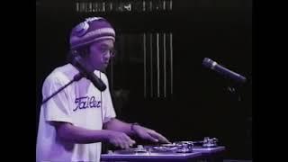 SKRATCHCON 2000 - DJ J-ROCC MIXING - Solo Routines