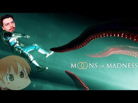 Blair Witch...IN SPACE - Moons Of Madness Gampelay (W/Facecam) |