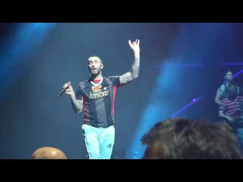 Animals & One More Night LIVE Maroon5 6-16-18 Amalie Arena, Tampa Florida