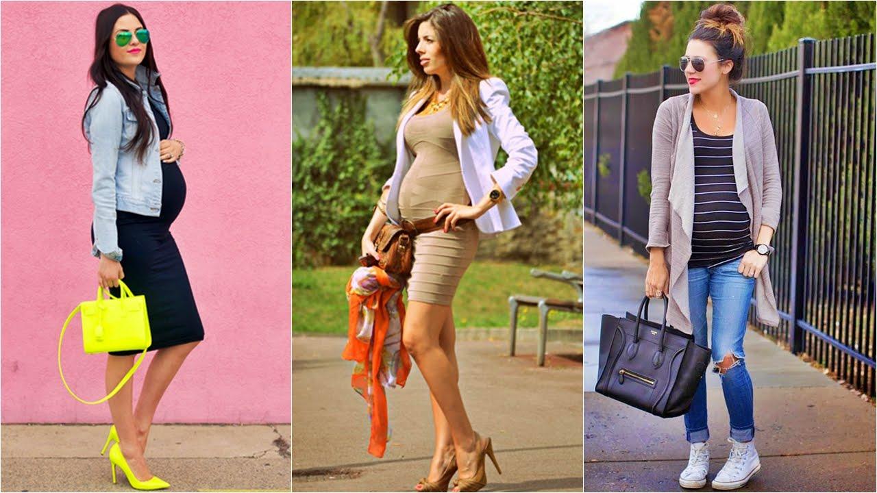 Image result for outfits para embarazadas