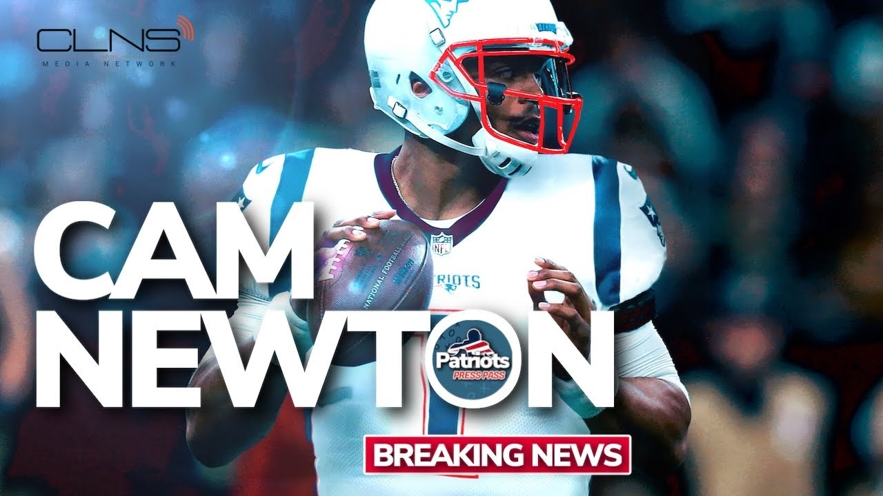 Patriots Sign QB Cam Newton: Reports