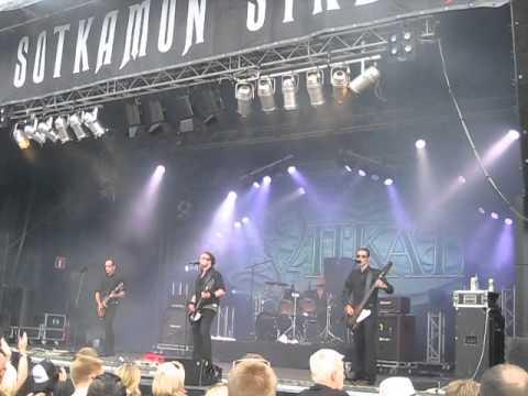 Viikate : Kuu kaakon yllä, Live at Sotkamon Syke 2014 in Vuokatti Finland