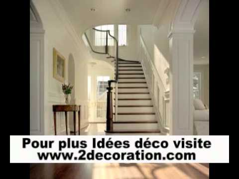Galerie id es de d coration interieur maison youtube for Peinture maison interieur