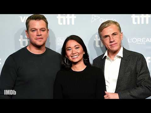 How Hong Chau and Christoph Waltz Won Over ' Downsizing' Director  IMDb EXCLUSIVE