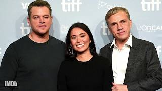 How Hong Chau and Christoph Waltz Won Over ' Downsizing' Director | IMDb EXCLUSIVE